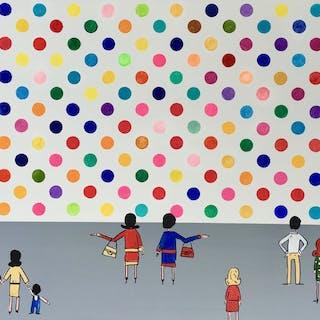 Damien's Dots - Brian Nash