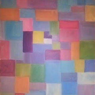Patchwork - Christine Frisbee