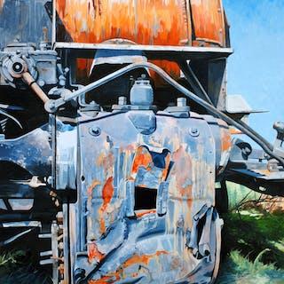 Derelict - Chris Steinken