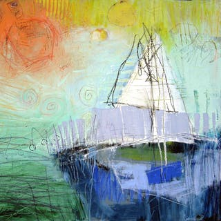 Sail Away - Nancy Kramp
