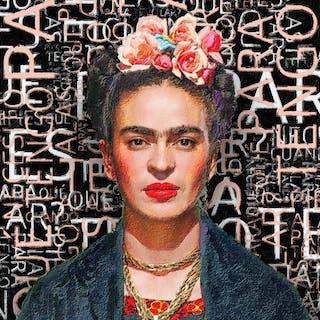 Frida Kahlo - Tony Rubino