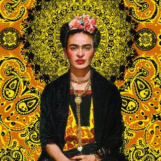 Frida Kahlo 3 - Tony Rubino