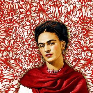 Frida Kahlo 2 - Tony Rubino