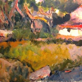 Landscape no 54 (Big Sur) - Daniel Clarke