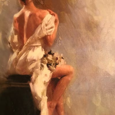 Distance And Memories - William Oxer F.R.S.A.