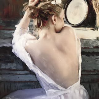 Love's Parade - William Oxer F.R.S.A.