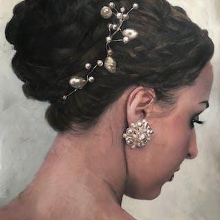 The Debutante - William Oxer F.R.S.A.