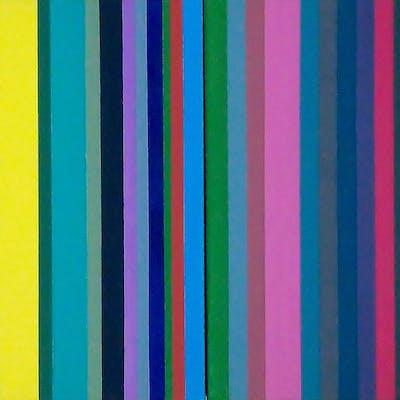Reconfigured Stripes  2017 - Juan Jose Hoyos Quiles