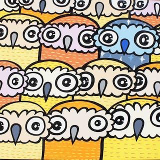 The Night Owl - Kev Munday