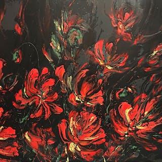 Red Poppies - Khrystyna Kozyuk