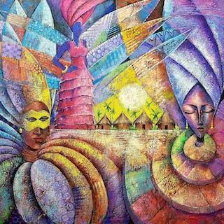 Carnival  '1' - Jacob Bennett
