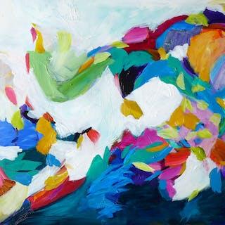 Tumbling In the City - Valerie Erichsen Thomson