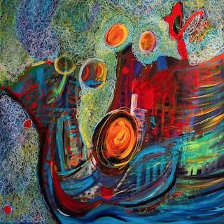 Wild Wind - Nathalie Gribinski