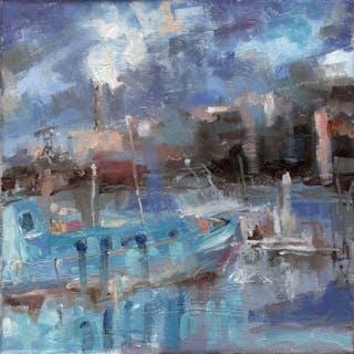 Port Van Gogh  Asnières-sur-Seine - Tatiana Ivchenkova