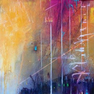 Light XVII - Bea Garding Schubert