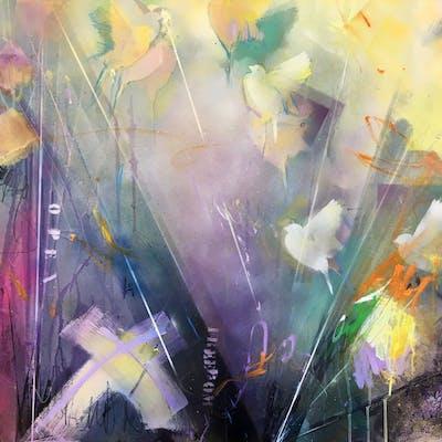 Open cages XII - Bea Garding Schubert