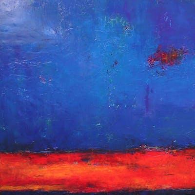 Quiet Sky  Warm Night - Angela Dierks