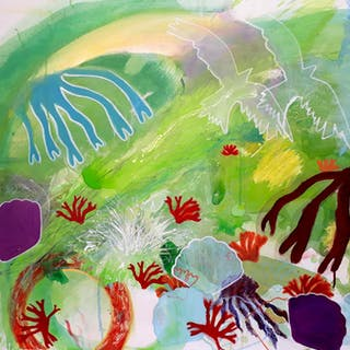 Sea Garden II - wendy smith