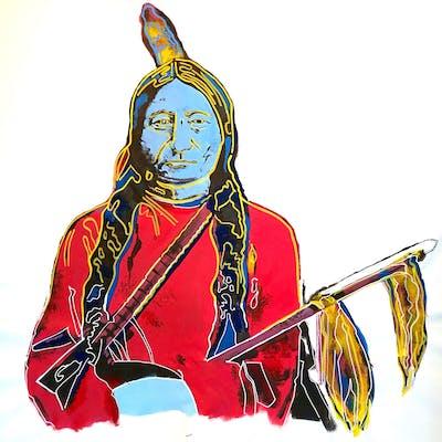 Last Indian - Rinalds Vanadzins