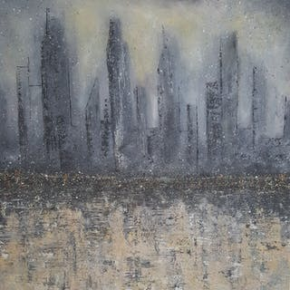 Midnight Metropolis - Lucy  Moore