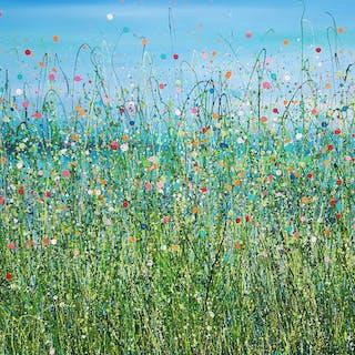 Coral Splash Meadows - Lucy  Moore