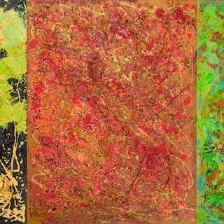Colors of Passion : TRIPTYCH - Pamela Rys