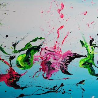 In Free Flight (Spirits Of Skies 162015) - Ansgar Dressler