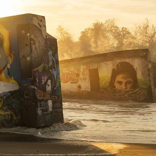 GRAFFITI RUSH - Andrew Lever