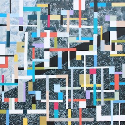 Geometry meets Ornament 2 - Lucie Jirku