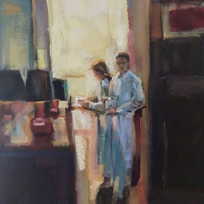 COFFEE WITH DESSERT - Julie  Wende
