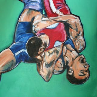 Brutal Ballet - Sheila Tajima