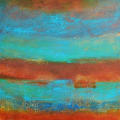 Sand and Sea II - Filomena Booth
