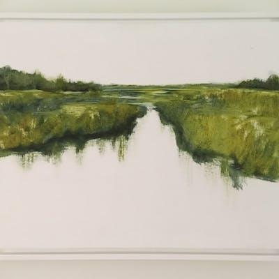 Green Harmony - Susan Leggitt