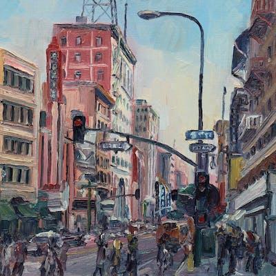 5th and Broadway - John Kilduff