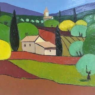 Fallow Fields - Mehran Rashidfarokhy