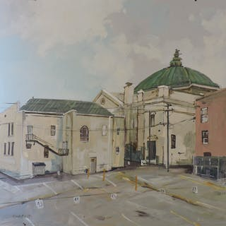 Green Roof - Richard Szkutnik