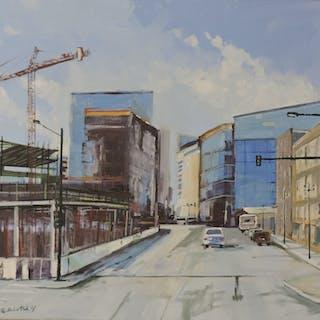 Sunday Noon in Denver - Richard Szkutnik