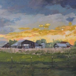Idaho Sunset - Richard Szkutnik