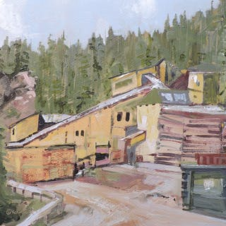 Old Mine - Richard Szkutnik