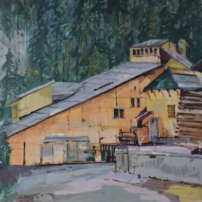 Gold Mine - Richard Szkutnik