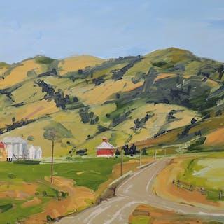 September in Idaho - Richard Szkutnik