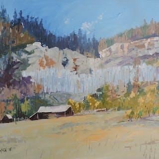Colorado Autumn - Richard Szkutnik