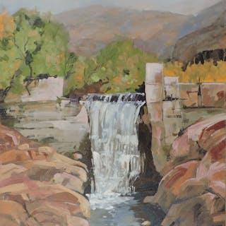Mill Creek Dam - Richard Szkutnik