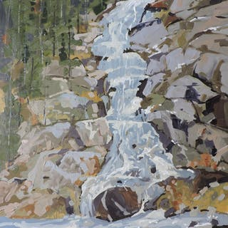 Waterfall - Richard Szkutnik