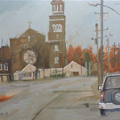 Kansas City Old Town - Richard Szkutnik