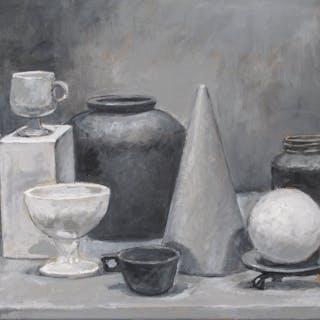 Gray Cone - Dan Fogel