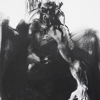 Samson and the Philistines - Derek Overfield