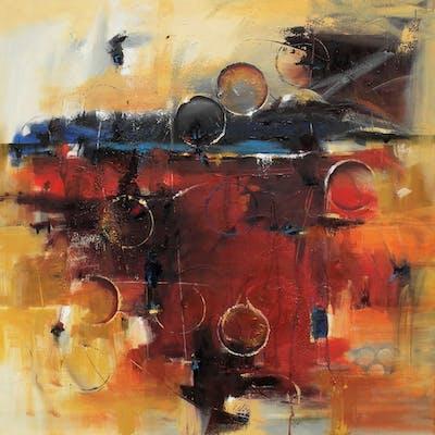 Radiant Horizon - Cynthia  Ligeros