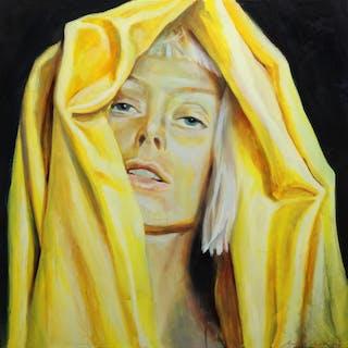 Girl in yellow - Irjan Moussin