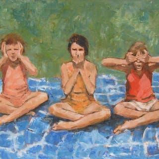Three Little Monkeys - Stephanie Berry